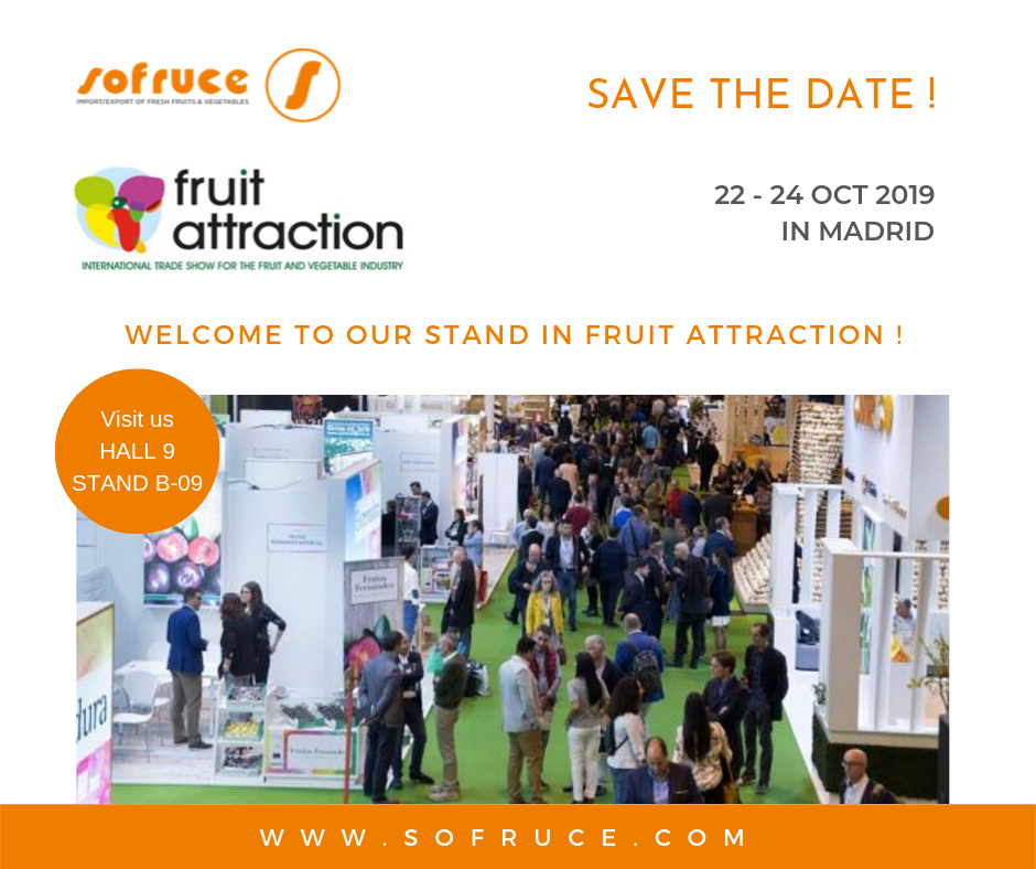Visuel Sofruce Fruit Attraction